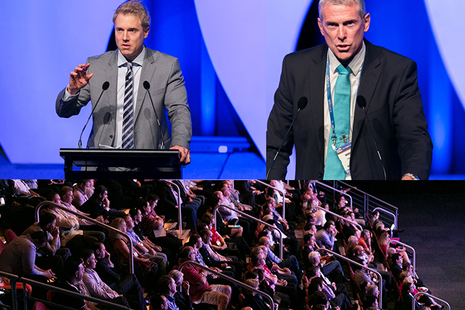 The MFAA 2014 National Convention Opens