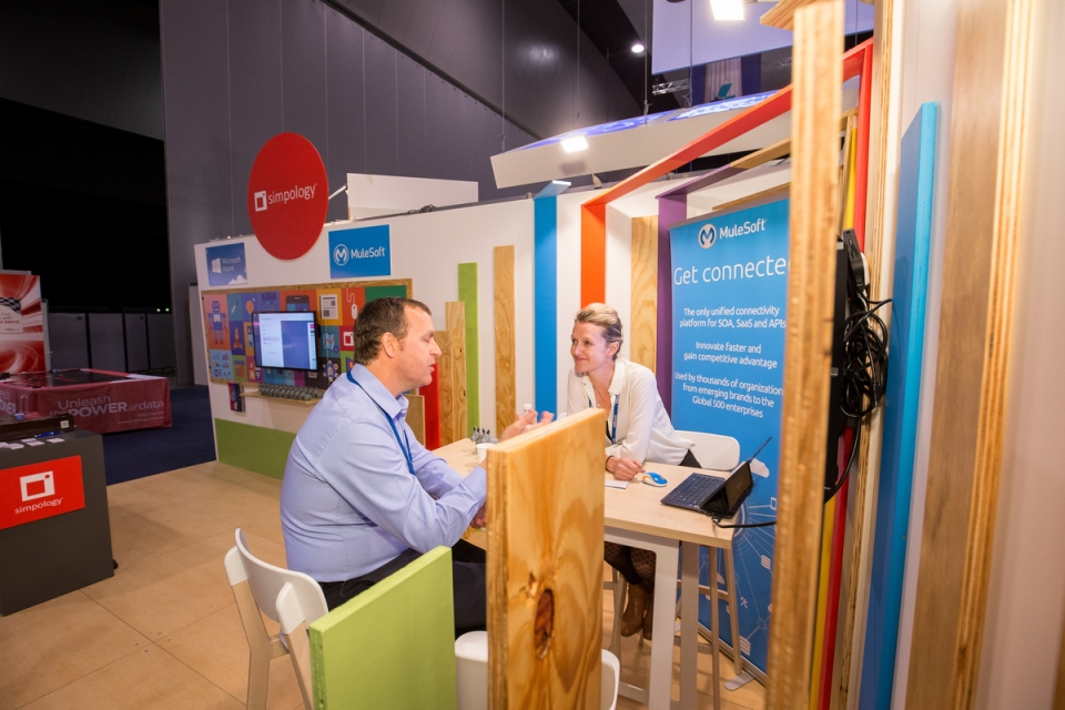 May 7, 2015 - Expomart:  MFAA National Convention 2015, Melbourne Convention and Exhibition Centre, Melbourne, Victoria, Australia. Credit: Lucas Wroe / Event Photos Australia