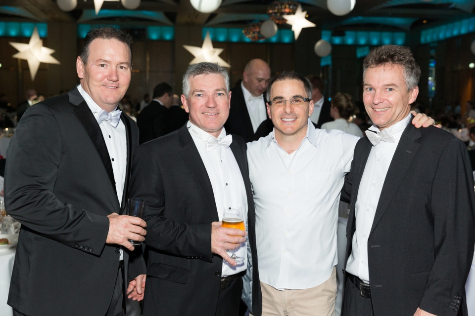 May 6, 2015 - Gala Dinner:  MFAA National Convention 2015, Melbourne Convention and Exhibition Centre, Melbourne, Victoria, Australia. Credit: Pat Brunet / Event Photos Australia